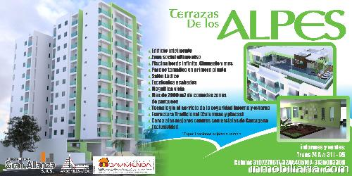 138 400 000 Pesos Colombianos Apartamento En Cartagena En
