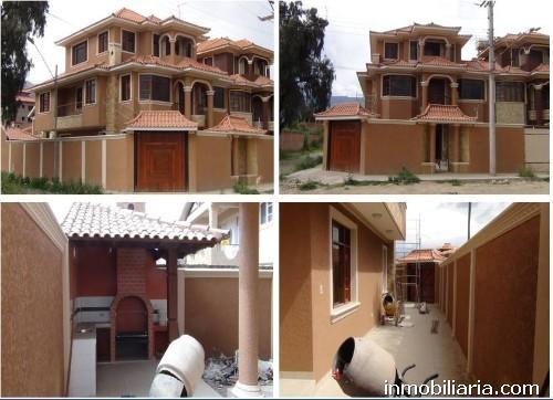 Casa En Cochabamba Capital En Venta Av Dorbigny 300 M2 6
