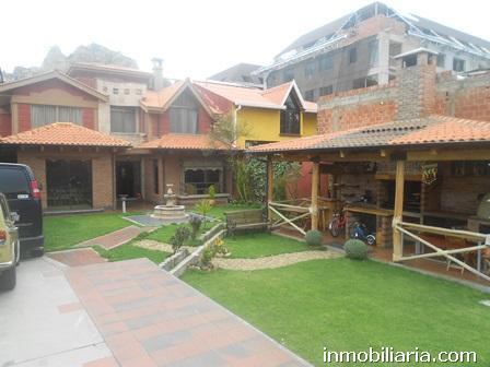 D lares casa en la paz capital en venta for Casas minimalistas la paz bolivia