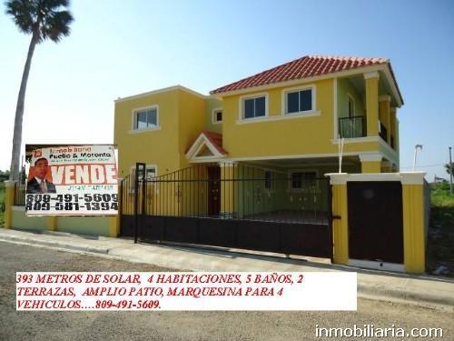 172 000 Dólares Casa En Santiago De Los Caballeros En