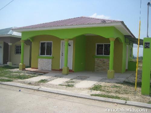 Lempiras casa en choloma en venta residencial for Fachadas de casas modernas en honduras