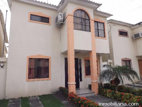 650 Dólares Casa En Guayaquil En Alquiler Urbanización Volare Av
