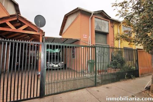 45 000 000 Pesos Chilenos Casa En Quilicura En Venta Calle