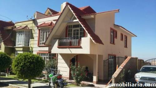 129 000 Dolares Casa En Cochabamba Capital En Venta Villa Taquina